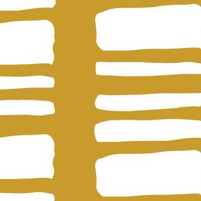 Abstract Bold Yellow Pattern