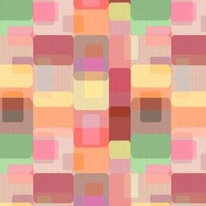 color block vintage