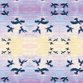 Raven Dance-Purple