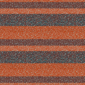 pointillist_stripe_terra_cotta_brown_mint