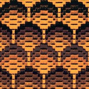 Mother's Bargello Honeycomb