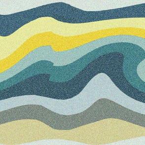 pointillism_wave_sand_sea