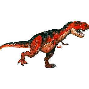 Happy T-Rex - Larger