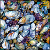 Mussel Beach Large Scale
