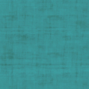 Deep Ocean Teal Blue with Texture
