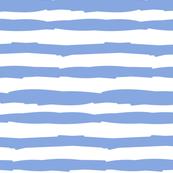 Paper Straws in Perwinkle Horizontal