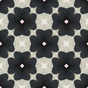 Neutral Wood Flowers
