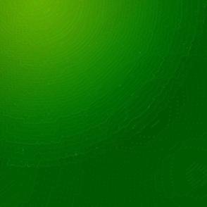 green alien lines
