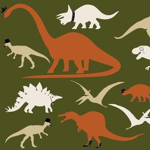 Dino Cool Earth