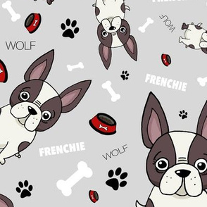 frenchies SCATTERED