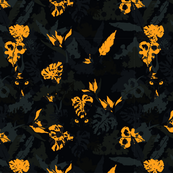 Tropical Panther Camouflage