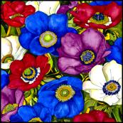 Anemones Medium Scale