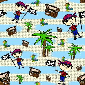 A Jolly Roger Rollicking Adventure!
