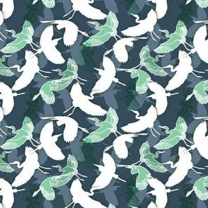 Egret Blue