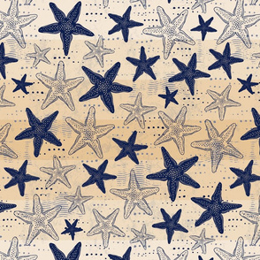 Starfish Dreams - Sand (Large)