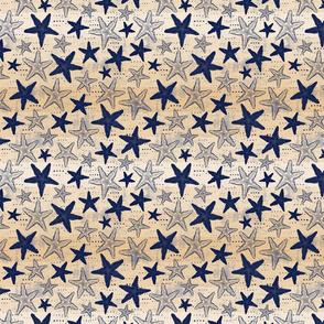 Starfish Dreams - Sand (Small)