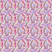 flower rendering repeat tile