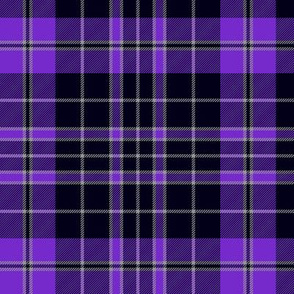 "Priest/Clergy tartan, 6"" violet"
