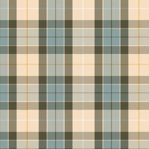 "Fraser hunting tartan, custom colors #1 (6"")"