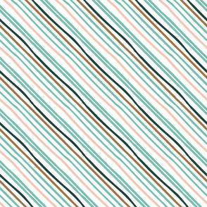 Spearmint Stripes