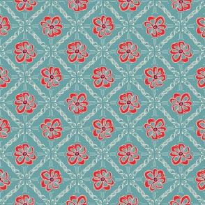 Spiral Fleur