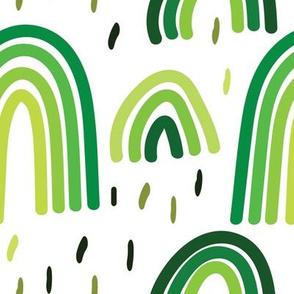 Green Rainbows JPEG