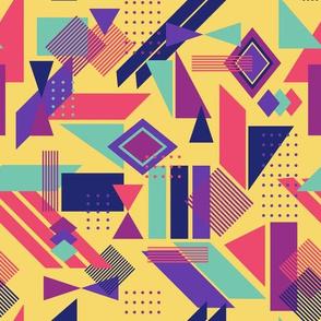 color blocks and dots - lindsay