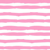 Paper Straws in Shell Pink Horizontal