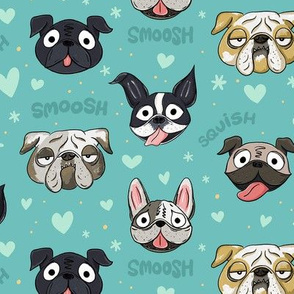 Smooshie Squish Dogs