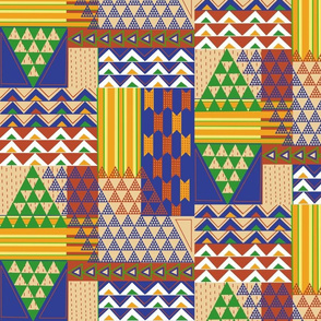South African Triangles