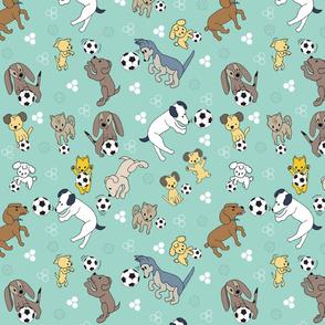 Soccer Pups