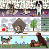 Puppy Dog Patchwork