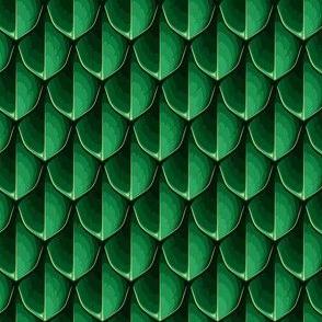 Dragonscale, green