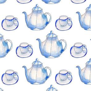 Vintage Teaparty
