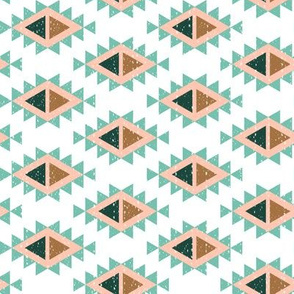 Southwest Patterns limited color palette
