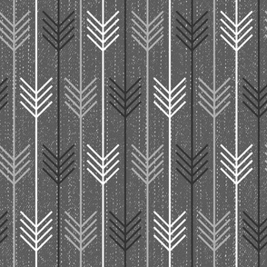 Southwest Patterns Grey