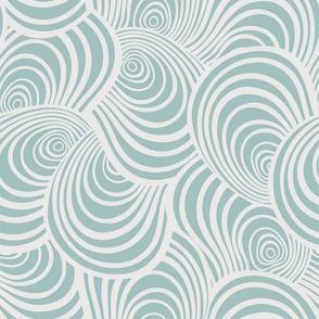 Swirls Ocean