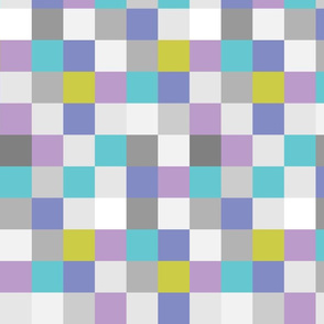 Color Blocking Squares