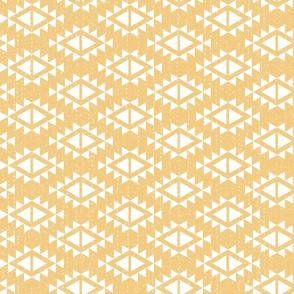 Southwest Patterns Yellow