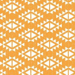 Southwest Patterns Yellow Gold