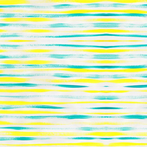 green and yellow stripe
