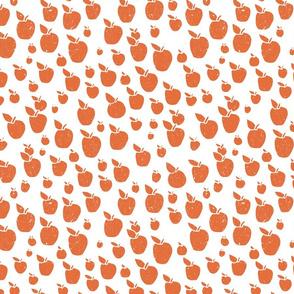Apples in Orange