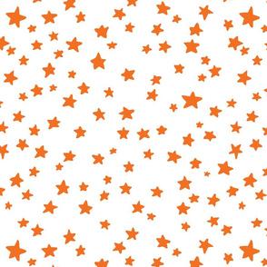 Little Stars in Orange