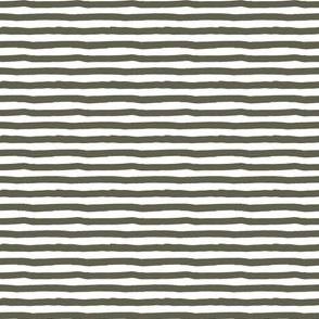 """4"""" Olive Stripes"""
