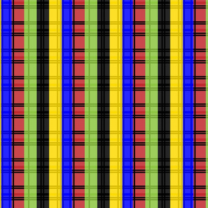 Plaid in Color-01