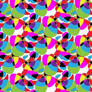 Random Shape Color 001