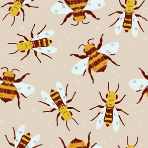 Bee Peaceful