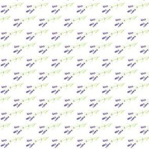 Triple Lavender
