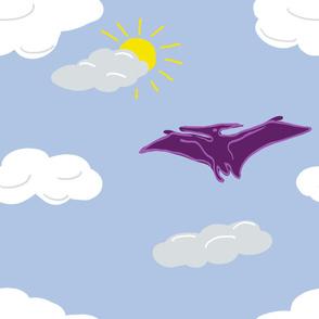 Pterosaur aka Pterodactyl Dinosaur