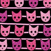 Glitter Kitties